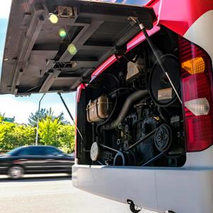 Seguro daños autobuses